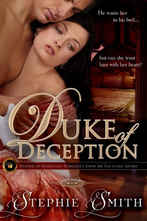 Duke of Deception cover